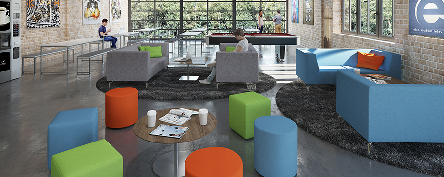 Articles benefits of breakout areas for Furniture zone warwick