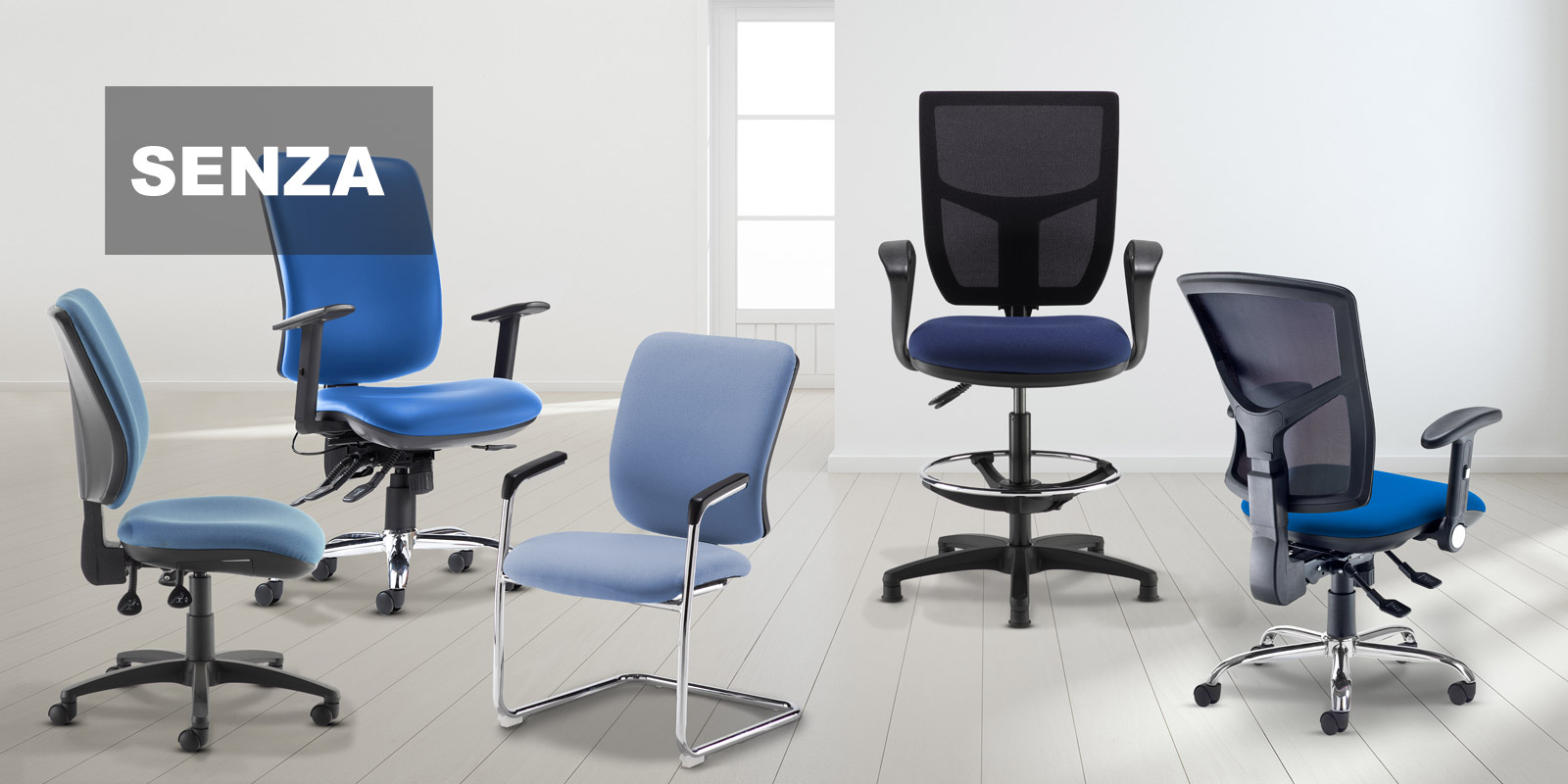 senza seating family