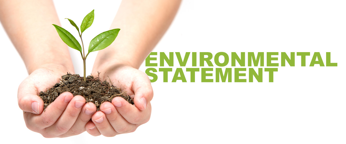 Environmental statement