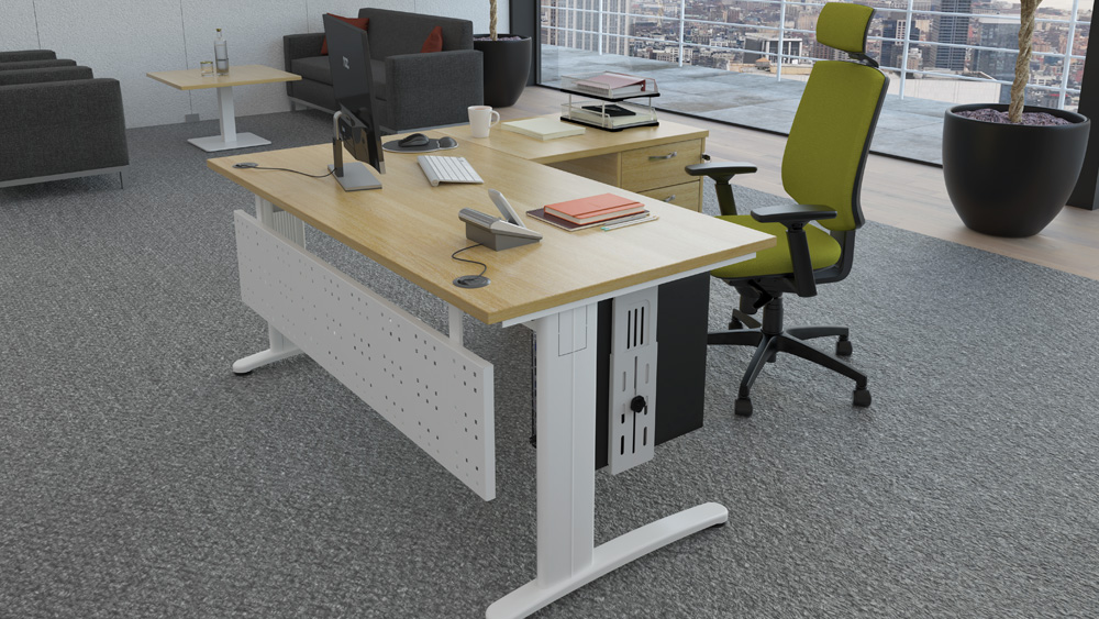 tr10 office desk